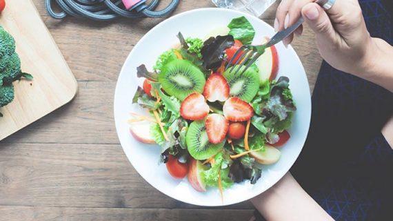 5 Makanan Penunda Penuaan Dini