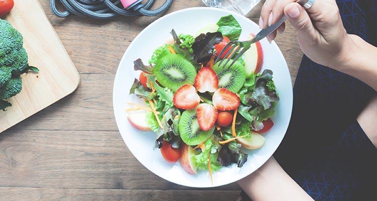 Makanan Penunda Penuaan Dini